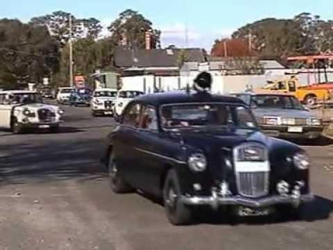 Wolseley Car Club State Rally 2004 Youtube