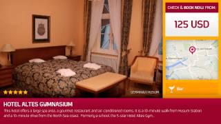 Hotel Altes Gymnasium (Husum, Germany)