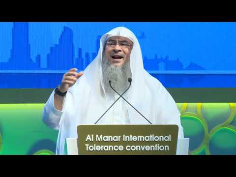 Al-Qur'an - The Message Of Peace - Shaikh Assim Al-Hakeem