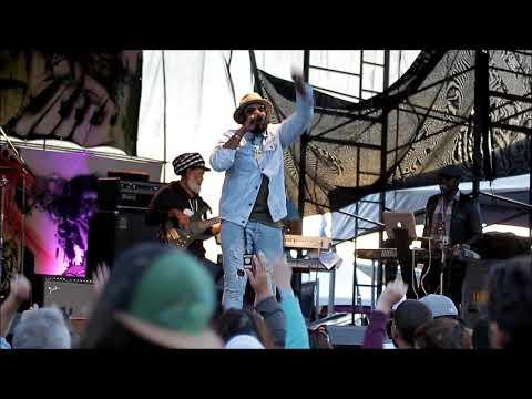 Tarrus Riley at Victoria Ska & Reggae Fest 2017: Powerful