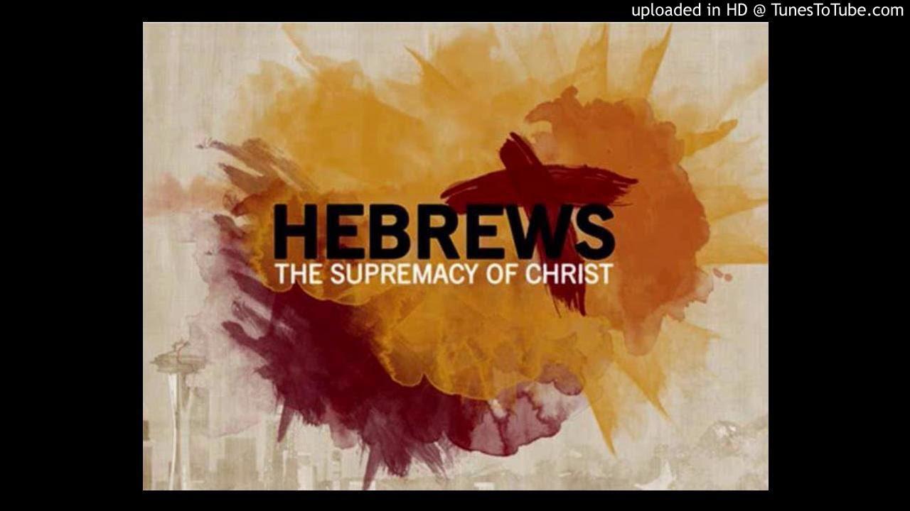 HEBREWS 8 NLT AUDIO BIBLE