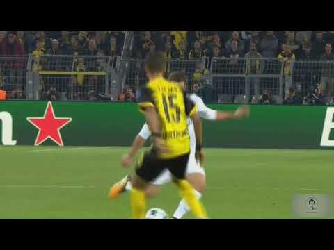 Half Time. Dortmund  0 VS 1 Real Madrid. Gol Gareth Bale HD Mp3