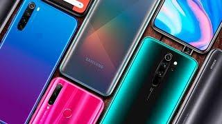 ТОП СМАРТФОНОВ ДО 20,000 РУБЛЕЙ (2020) - ЛУЧШИЕ СЕРЕДНЯКИ!!! Xiaomi, Samsung, Huawei...