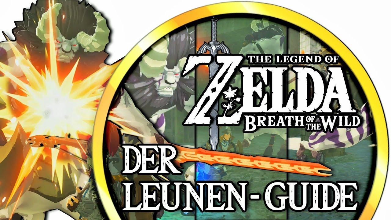 Zelda Breath Of The Wild 100 Sidequests Losungen Orte Nebenaufgaben Von G Z Youtube