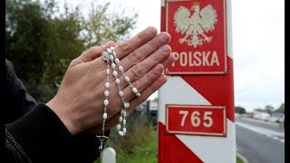Rosary to the border - 7.10.17 * Millions of Poles pray Rosary on the borders to save Christianity