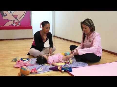 MOM & BABY BALLERINA Curso de Capacitación