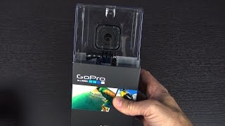 GoPro Hero 4 Session Unboxing and Sample Footage