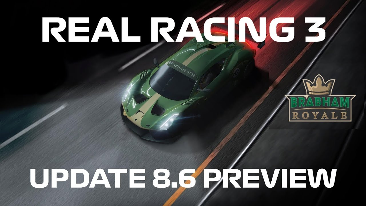 Real Racing 3 Update 8.6 Preview