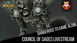 Council Of Sages - World of Warcraft Solo Play Horde Undead Priest Part 4