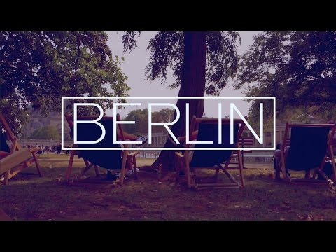 Berlin, Germany - Scenes and Sounds - Travel Video