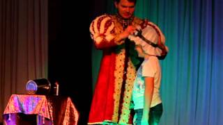 #цирк #ялта #крокодил #мистеринкогнито #моноциклы #лазермен
