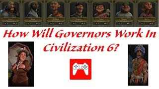 Video Civilization 6 Governors Live Stream Overview: How will Governors work in Rise and Fall? download MP3, 3GP, MP4, WEBM, AVI, FLV Januari 2018