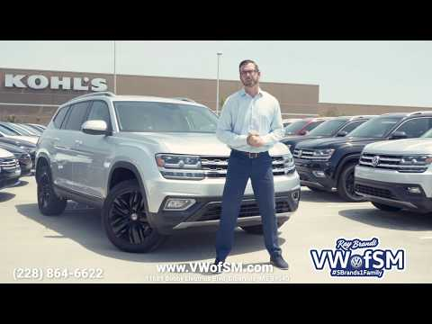 2019 Volkswagen Atlas | 3rd Row Seating