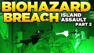 BIOHAZARD BREACH - Island Assault [Part 2] ARMA 3 Zeus