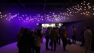 Why the future of lighting involves glowing ceilings and carpets