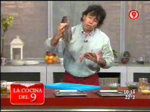 Pescado blanco con tortilla de vegetales 3 de 4 ariel for Cocina 9 ariel rodriguez palacios facebook