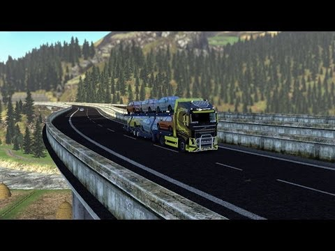 Euro Truck Simulator 2 - CEO - Birmingham To Sheffield