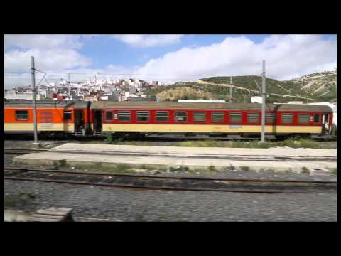 Tangier to Marrakech Train / Webdoc Africa Express