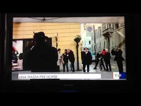 Commemorazione Andreas Hofer a Trento