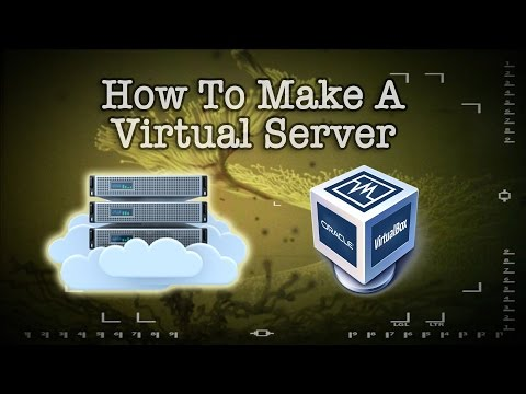 How To Make A Virtual Server