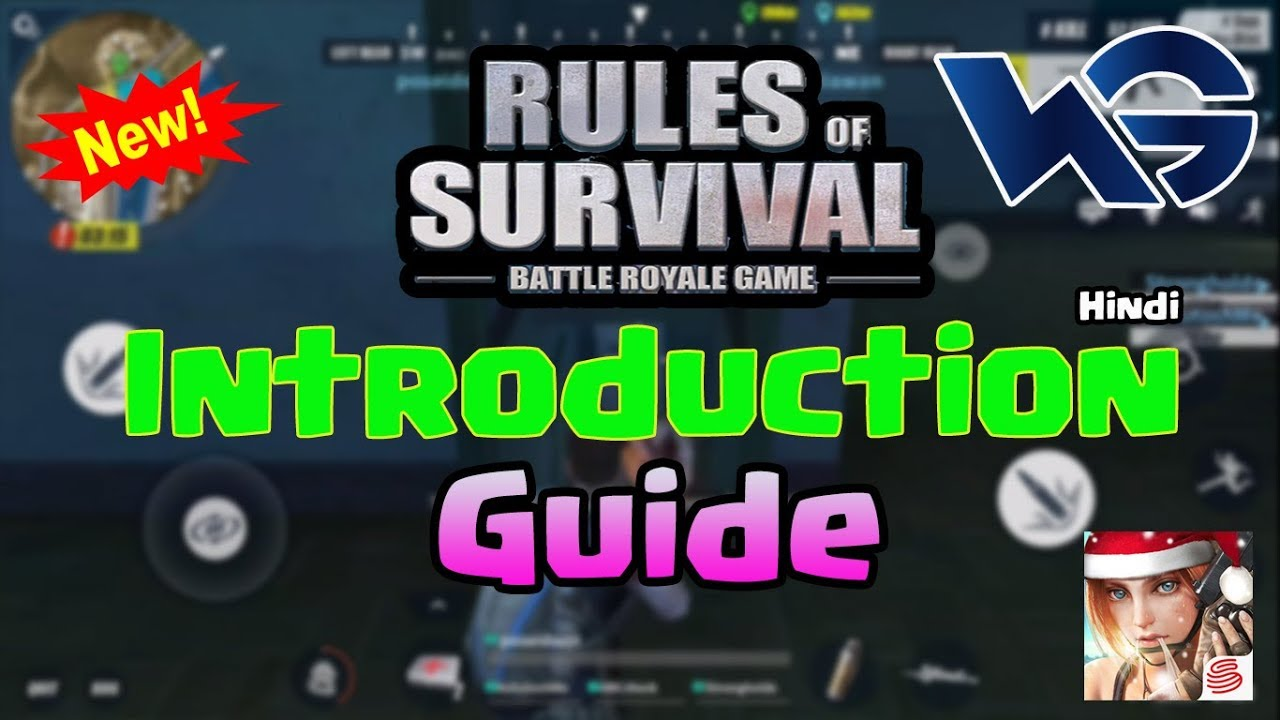 rules of survival free play pc
