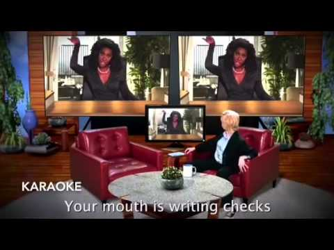 [KARAOKE] Oprah vs. Ellen. Epic Rap Battles of History Season 4. (Announcer Version)