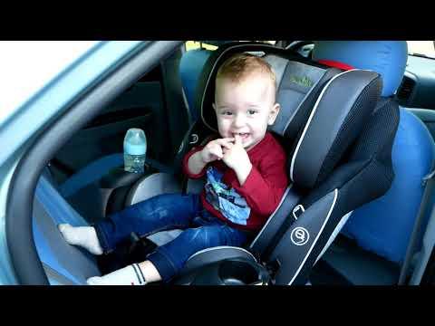 Evenflo Symphony DLX — каким должно быть детское автокресло
