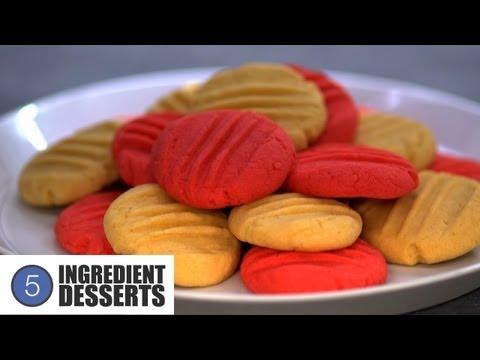 Easy Jello Cookies   5 Ingredient Desserts