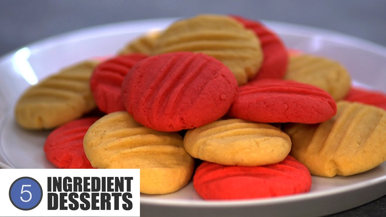 Easy jello cookies 5 ingredient desserts youtube forumfinder Image collections
