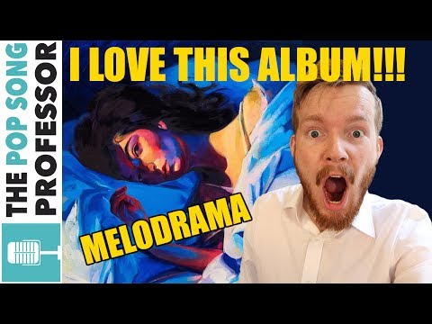 Lorde's New Album Is DEEP | Explanation & Review Of Melodrama
