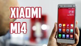 Xiaomi Mi4, Review en español