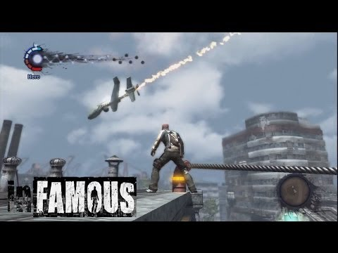 "Super Saturday | inFAMOUS - 9 ""No Remorse"""
