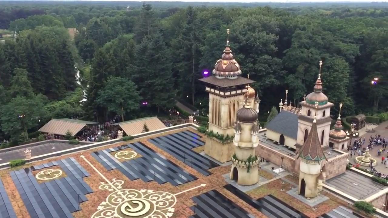 pagode efteling onride