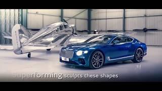 Новый Bentley Continental GT - Официальное видео