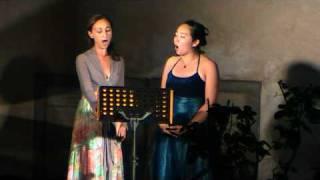 Barcarolle (I racconti di Hoffmann) - Jeannine Bennecib e Sakiko Kobayashi - Hoffenbach