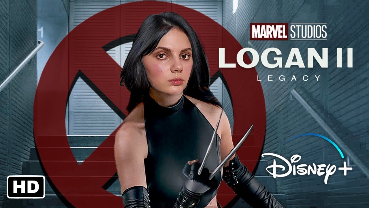 Download LOGAN II: LEGACY - Trailer #1 | Disney+ HD | Hugh Jackman, Dafne Keen Concept