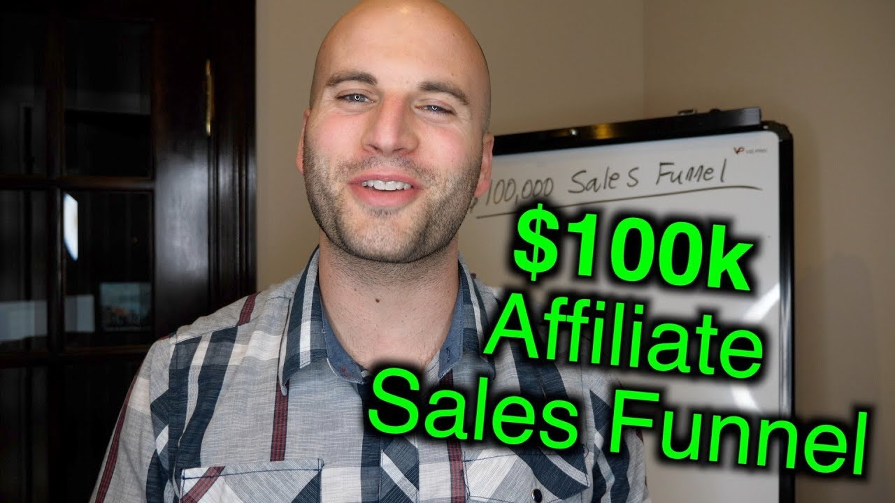 $100,000 Sales Funnel With Affiliate Marketing