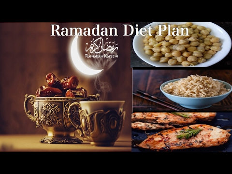 Ramadan Weight Loss Diet plan | How to Lose Weight Fast in Ramadan / 30 Days