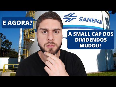 NOVO | Dividendos E Desdobramento Na Sanepar (SAPR11) Em 2020