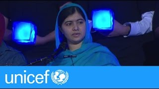 Malala addresses UN General Assembly | UNICEF