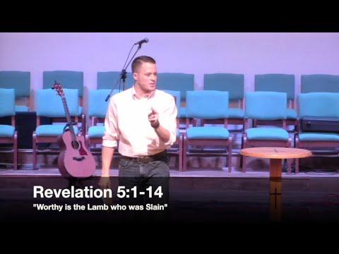 Revelation 5:1-14 (1.20.16) - Pastor Jordan Rogers