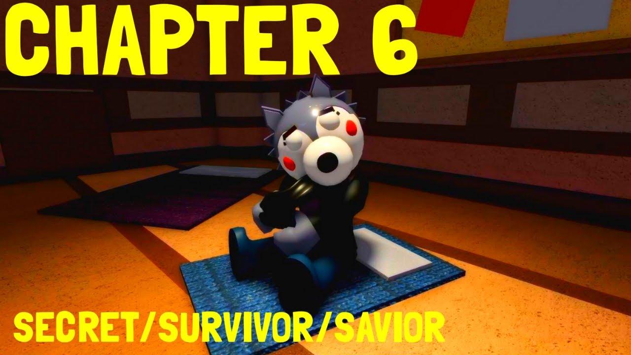 CHAPTER 6 HOW TO ESCAPE ROBLOX PIGGY BOOK 2 로블록스 피기 북 2 챕터 6 탈출 방법