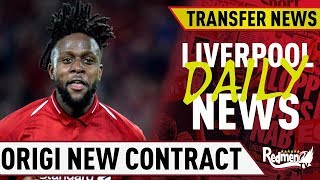 Origi New Contract, Dembele/Mbappe Liverpool Latest | #LFC Daily Transfer News LIVE