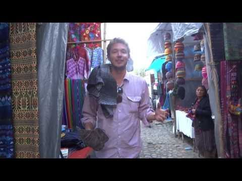 Coolest Street Market In The World: Chichi Guatemala