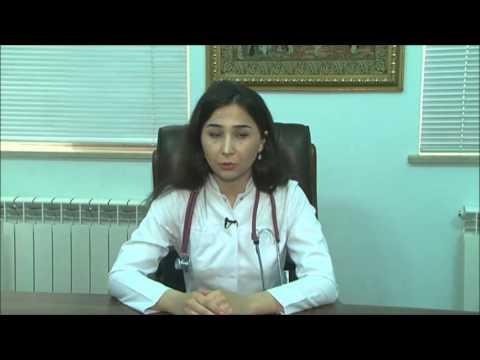 """Həkim-endokrinoloq İlhamə Məmmədova-- """"синдром  гиперпролактинемии"""""""