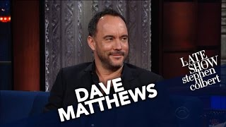 Dave Matthews Remembers Lighters In The Air At Concerts, Now iPhones