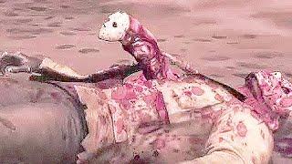 Mortal Kombat X Alien SECRET Easter Egg Brutality Brutalities Funny Chestburster Jason Voorhees Mask