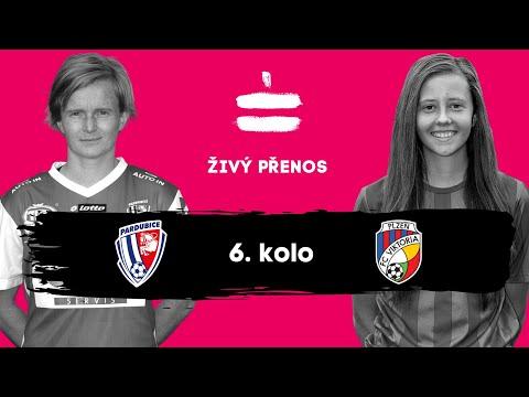 FK Pardubice - FC Viktoria Plzeň  / 1.liga žen
