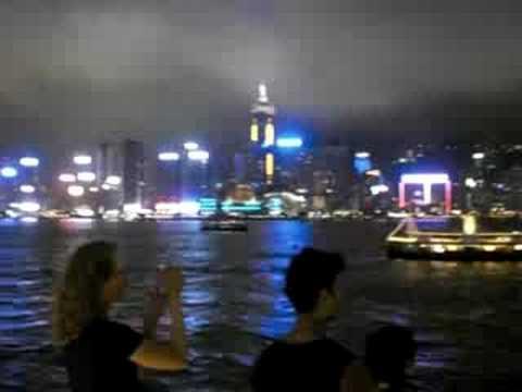 Kowloon side Hongkong