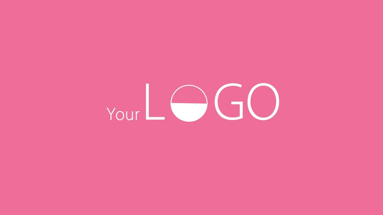 After Effects Templates Free Customised Circle Logo Animation - Free modern logo templates